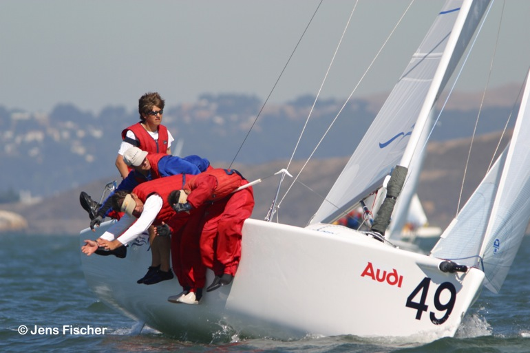 Melges 24 worlds 2003 Pegasus Racing Philippe Kahn 03