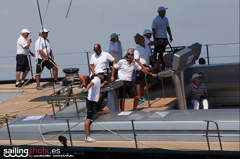 Saudade Palma Super Yacht 2014 33