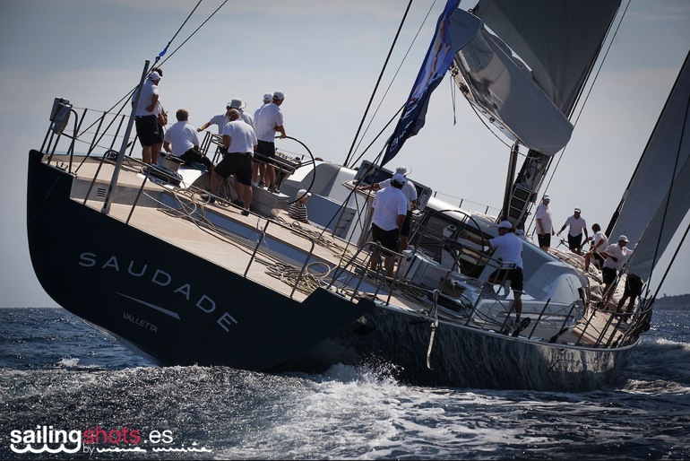 Saudade Palma Super Yacht 2014 35
