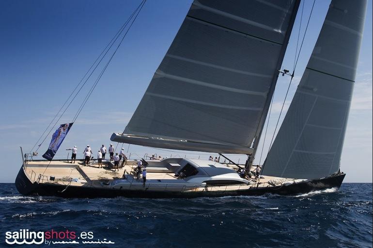 Saudade Palma Super Yacht 2014 37